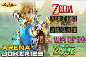Game Slot Zelda