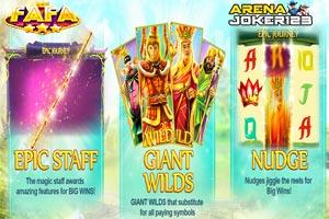 Slot Epic Journey
