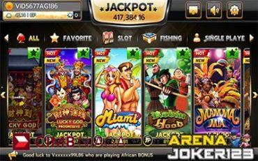 Slot Bank CIMB NIAGA