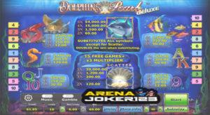 Slot Dolphin Pearl