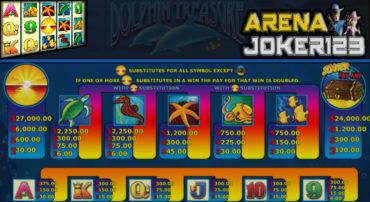 Slot Dolphin Treasure