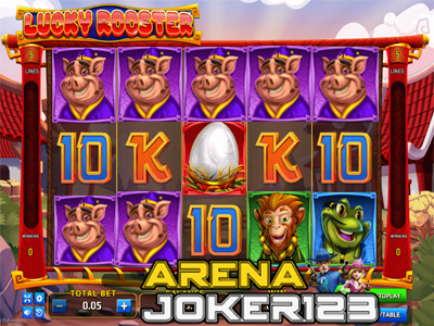 Slot Lucky Rooster