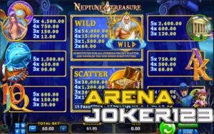 Slot Neptune Treasure