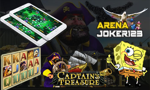 Slot Captain's Treasure Pro
