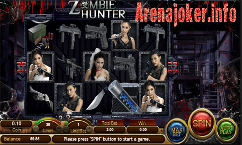Zombie Hunter Fafa Slot